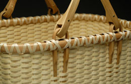 Large Picking Basket Handle