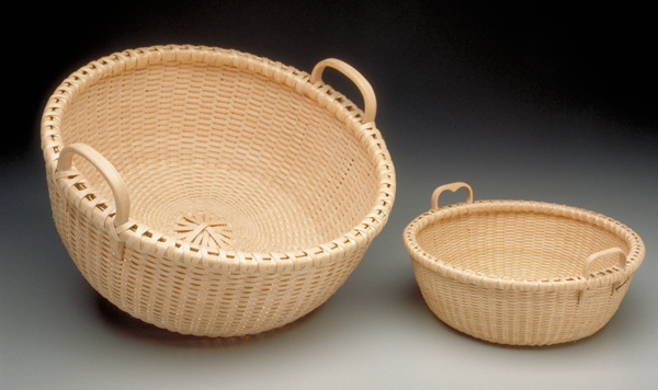 Round Bottom Baskets