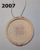 2007 Christmas Ornament