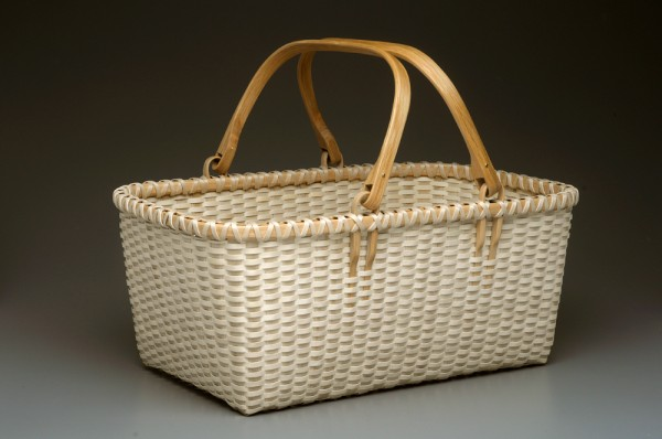 Beveled Basket