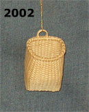 2001 Christmas Ornament
