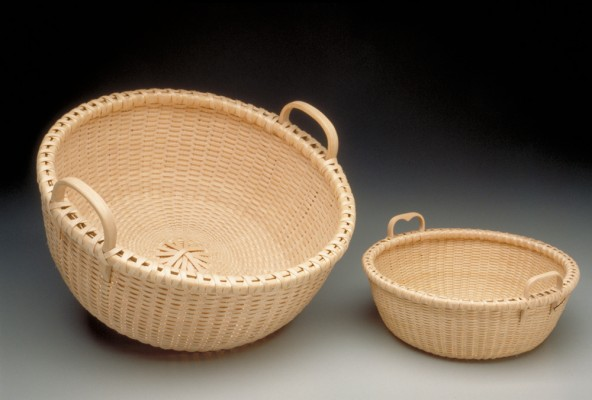 Round Bottom Basket