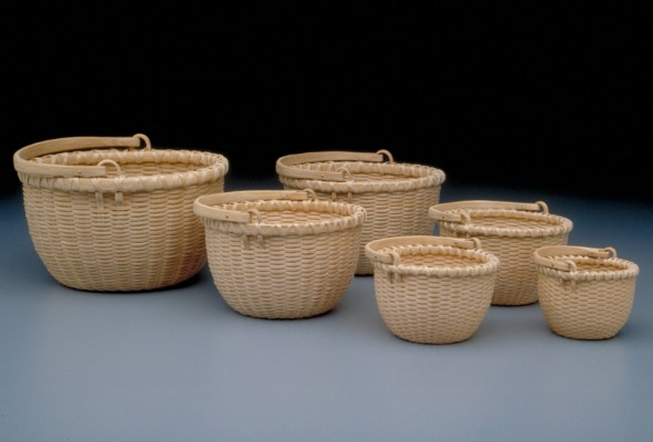 Miniature Nesting Baskets